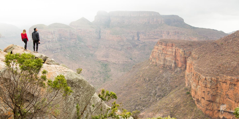 Dieses Südafrika Video zeigt Ihnen Sehenswürdigkeiten wie den Blyde River Canyon.