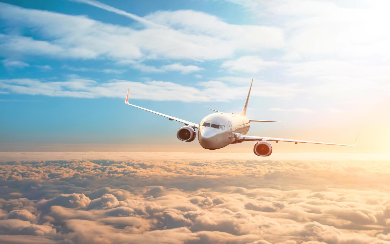Bei Fernreisen mit dem Flugzeug können Sie auch versuchen möglichst nachhaltig zu reisen.