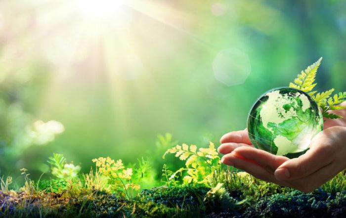 Nachhaltiges Reisen schützt die Natur unseres Planeten.