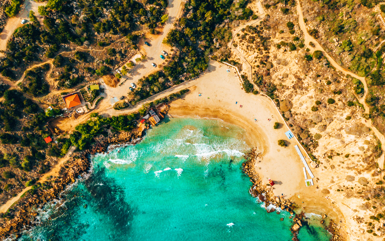 Der Konnos Beach gehört zu den fünf schönsten Stränden auf Zypern.