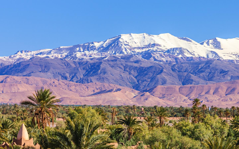 Der Hohe Atlas in Marokko aus diesem Expertengespräch mit Kay Maeritz.