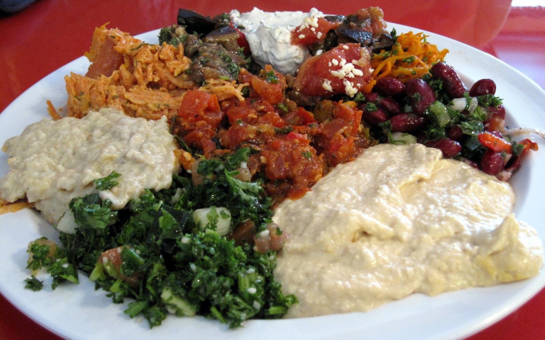 Diese Fetacreme Kopanisti ist eine beliebte griechische Vorspeise.