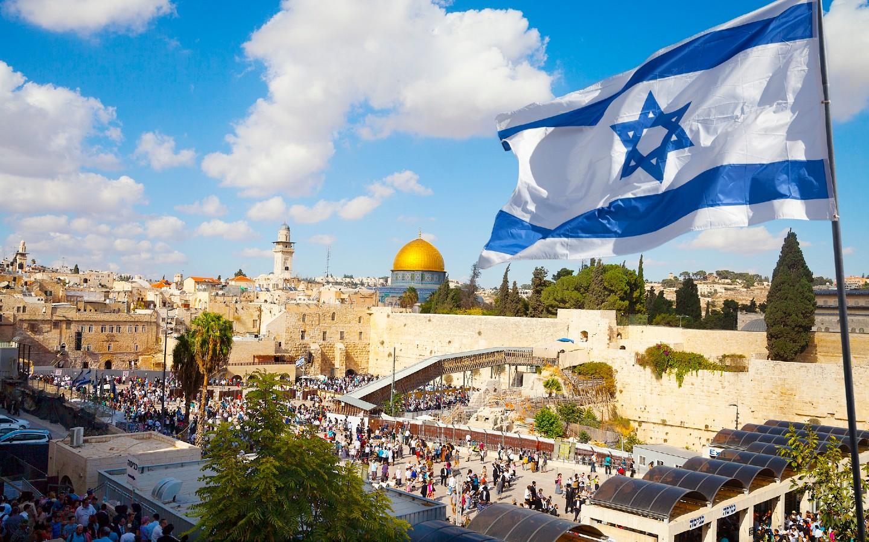 Die Stadt Jerusalem in Israel ist auch ein Reiseziel für Urlaub ohne Quarantäne.