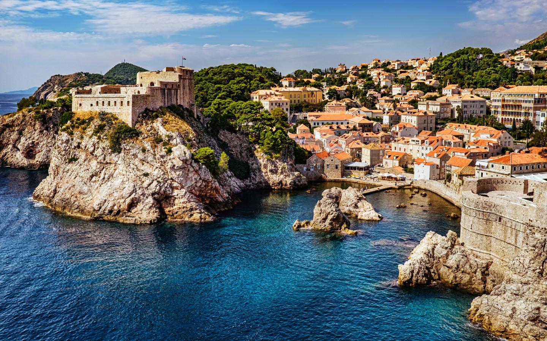 Der Ort Dubrovnik in Kroatien ist auch ein Reiseziel für Geimpfte.