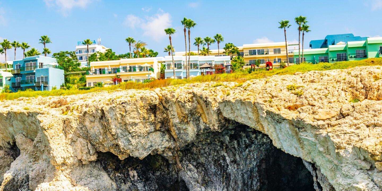 Der Nationalpark Cap Greco in Zypern.