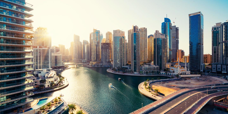 Die Expo 2020 findet ab Herbst 2021 in Dubai statt.