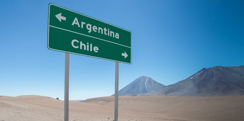 Argentinien und Chile sind beliebte Länder für Kombinationsreisen.